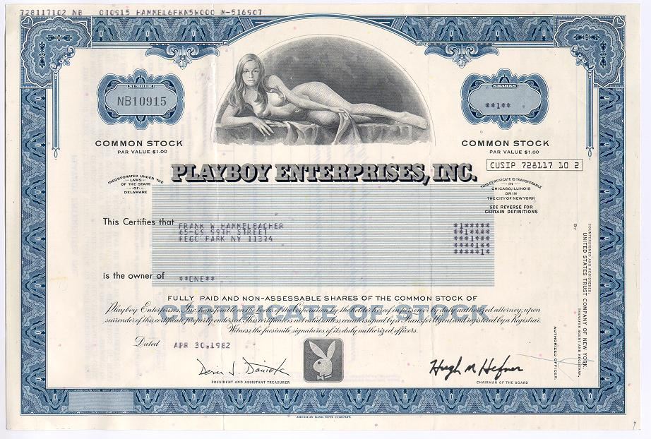 Old Stock Certificates Available for Online Purchase - NORRICO, Inc.